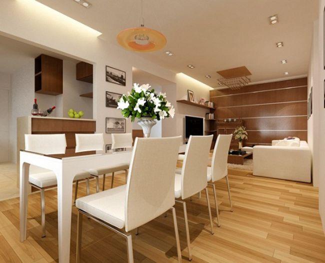 Thi công trần thạch cao phòng bếp | thi công thạch cao