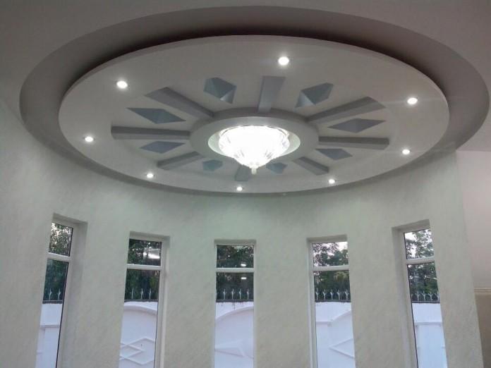mẫu trần thạch cao thiết kế riêng cho kiến trúc Việt Nam-3
