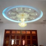 mẫu trần thạch cao thiết kế riêng cho kiến trúc Việt Nam