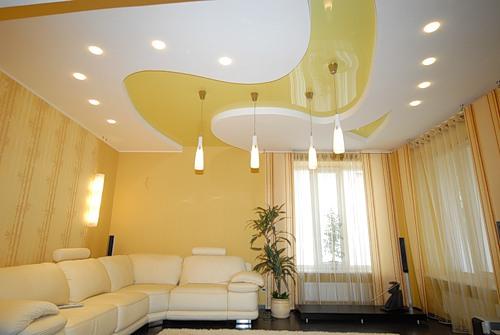 Một số mẫu thạch cao đẹp cho phòng khách hiện đại mà bạn nên xem - 1
