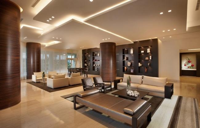 Một số mẫu thạch cao đẹp cho phòng khách hiện đại mà bạn nên xem - 6