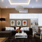 Làm trần thạch cao đẹp cho phòng sinh hoạt chung