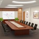 Mẫu trần thạch cao đẹp cho phòng họp