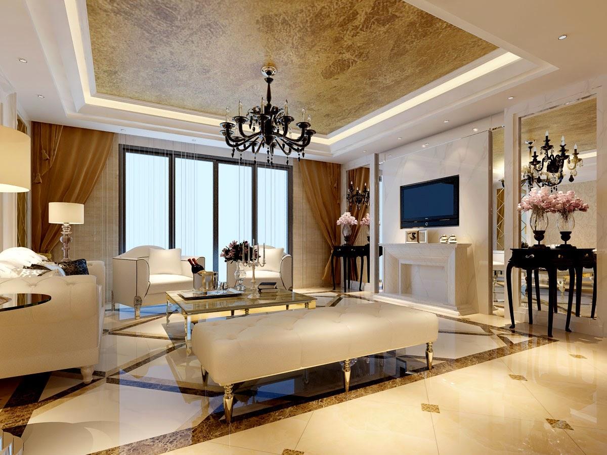 Thi công trần thạch cao cho chung cư cao cấp. 3