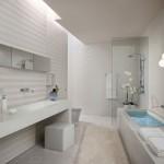 Thi công trần thạch cao cho phòng tắm