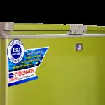 Loại gas sử dụng tủ đông