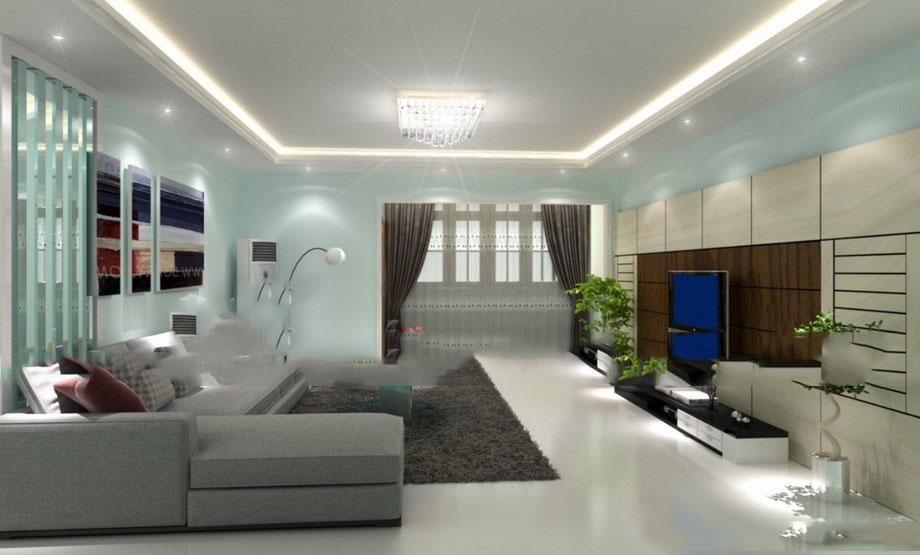 Làm trần thạch cao chống cháy cho chung cư. 5