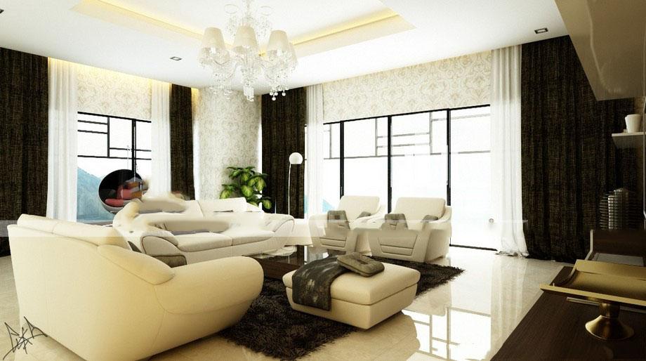 Làm trần thạch cao chống cháy cho chung cư. 1