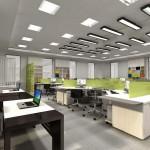 Làm trần thạch cao cho văn phòng làm việc