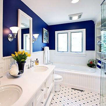 Làm trần thạch cao chống ẩm cho nhà vệ sinh. 4