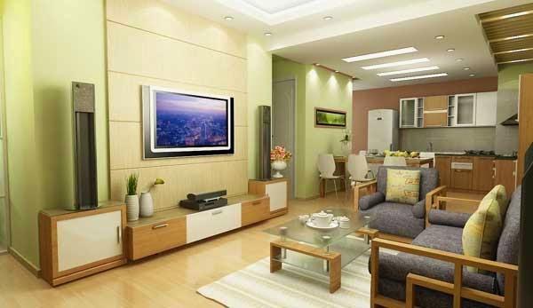 Vách trần thạch cao chống ồn cho chung cư. 3