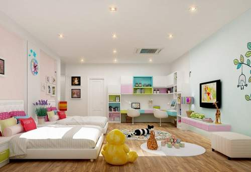 Vách trần thạch cao chống ồn cho chung cư