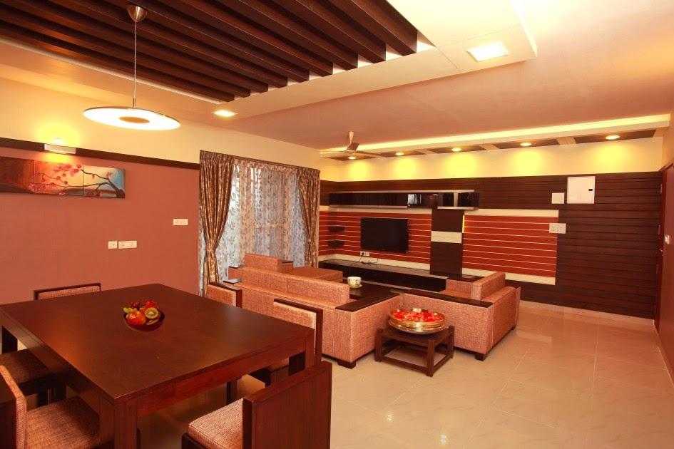 Mẫu trần thạch cao kết hợp gỗ đặc biệt cho phòng khách thêm ấm cúng