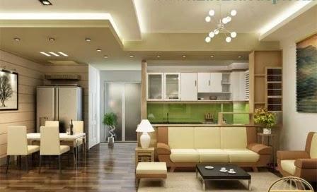 Làm trần thạch cao cho nhà bớt nóng và ồn. 2
