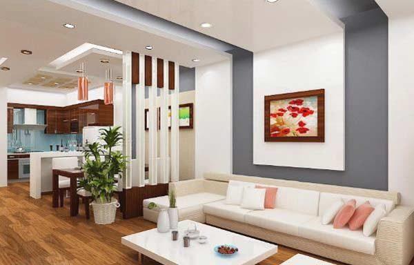 Làm trần thạch cao cho nhà bớt nóng và ồn. 3