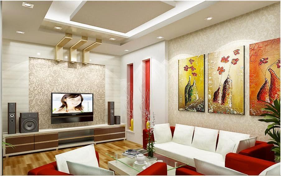 Làm trần thạch cao cho nhà bớt nóng và ồn. 4