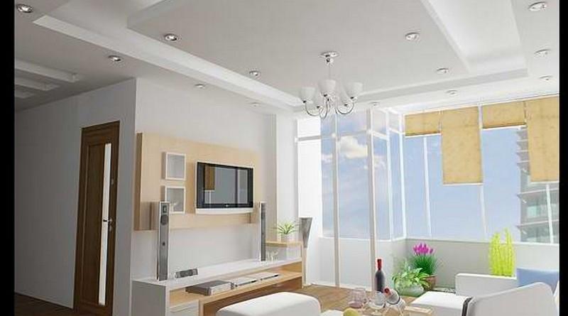 Làm trần thạch cao chống ồn cho nhà chung cư. 1