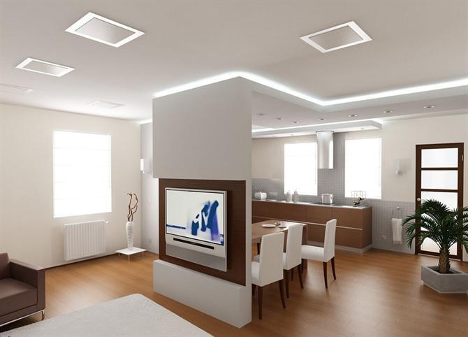 Làm trần thạch cao chống ồn cho nhà chung cư. 2