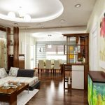 Làm trần thạch cao chống cháy an toàn chung cư