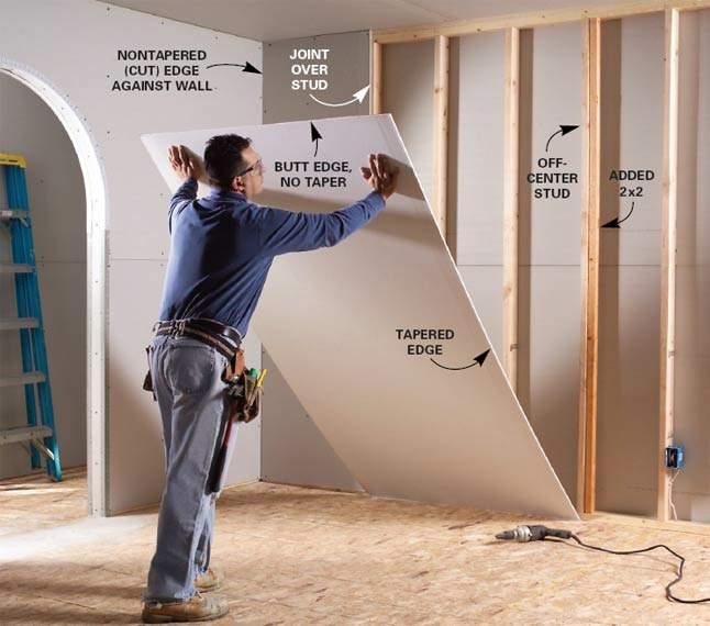 Những lợi ích mà tường và trần thạch cao mang lại 1