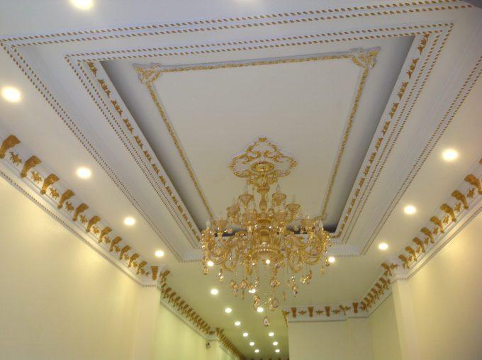 Phào thạch cao trần nhà