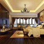 Mẫu trần thạch cao đẹp cho phòng ngủ sang trọng