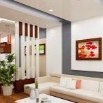Thiết kế trần thạch cao chống cháy cho nhà phố hiện đại