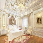 Top 10+ mẫu trần thạch cao phòng ngủ tuyệt đẹp