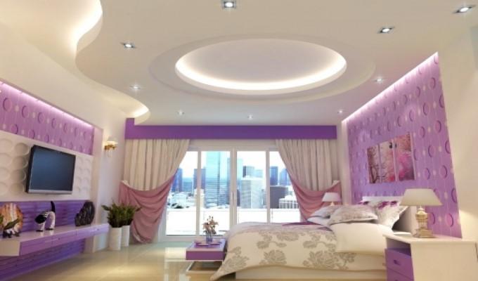 Top 10+ mẫu trần thạch cao phòng ngủ đẹp