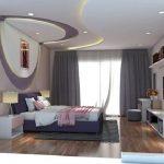 Tư vấn thiết kế trần thạch cao phòng ngủ hợp phong thủy